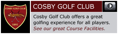 Cosby Golf Club link