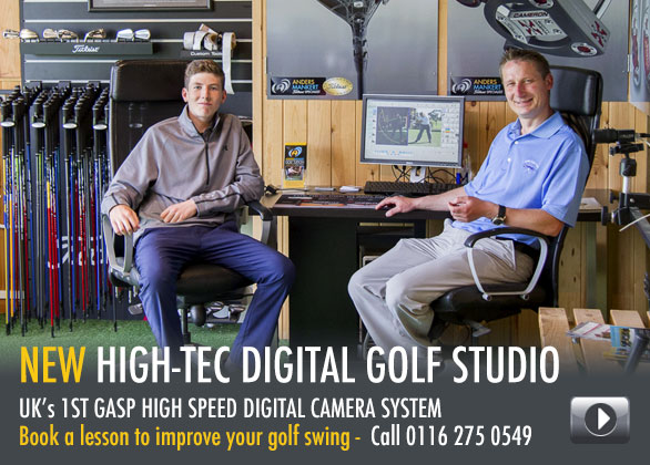 High Tech Golf Studio