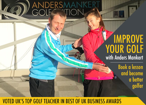 Lesson with Anders Mankert